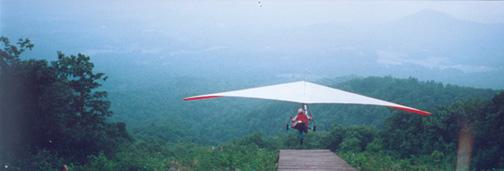 High Peak Hang Gliding