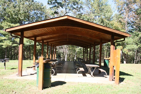 Stonehouse Lake Picnic Pavilion