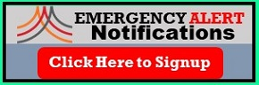 Emergency Alerts Click Here To Signup